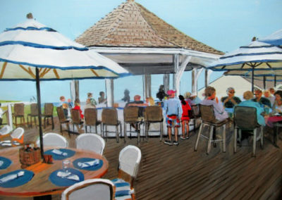 Beach Bar, Chatham Bars Inn