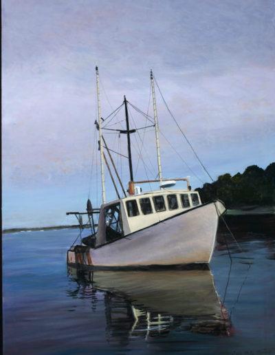 Chatham Fishing Boat