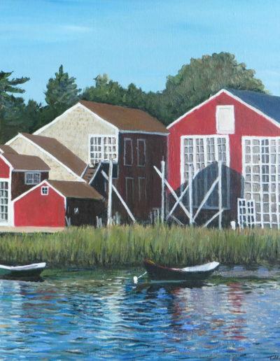 Pease Boatyard, Chatham