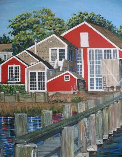 Pease Boat Yard