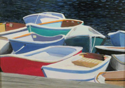 Bevy of Boats